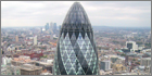 London's Renowned Gherkin Deploys IndigoVision's Integrated IP Video Surveillance System