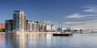 IndigoVision Provides Greater Coverage With Its HD BX Cameras At Royal Docks In London