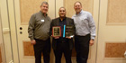 Middle Atlantic Products Presents Dynacom With Security Sales Representative Of The Year Award
