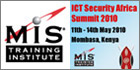 Be Part Of History At The ICT Security Africa Summit 2010
