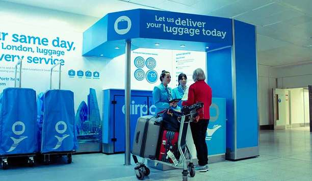 Maxxess Delivers An Integrated Security Solution eFusion, For Travel Technology Company AirPortr At Three London Airports