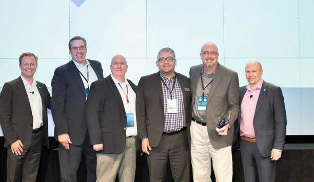 Milestone Systems Names Bosch Its 2016 Camera Partner Of The Year At MIPS 2017