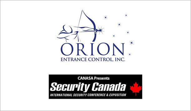 Orion ECI To Exhibit Latest Entrance Control Turnstiles, Technology Partnerships At Security Canada Central Expo 2016