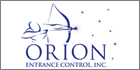 Orion To Unveil OBFG-E Turnstile And Biometric Access Control Products At ASIS 2015