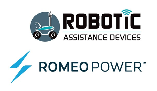 Robotic Assistance Devices Announces Partnership Agreement With Romeo Power
