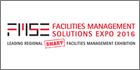SMART FMSE 2016 Highlights Latest Facilities Management Solutions, Technologies And Best Practices