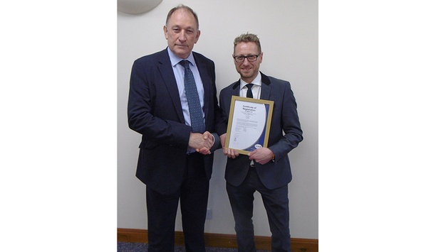 SSAIB Certifies MRP Alarms To Latest ISO 9001 Quality Management Systems Standard