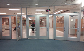 End User Security Focus: Managing School Visitors