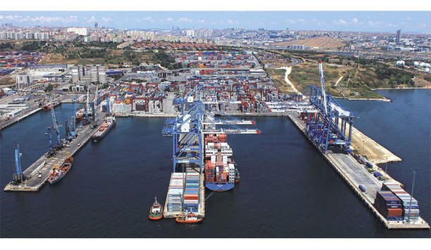 SeeTec Security Management Solutions Prevent Accidents And Minimize Safety Hazards At Turkey's Altas Ambarli Port