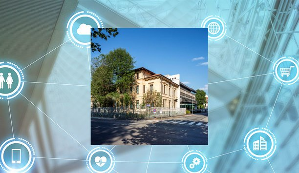 Siemens Indoor Positioning System Enables Buildings To Interact With People