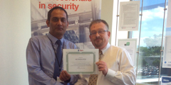 Trigion Security Services Promotes Munhib Syed To Contract Manager