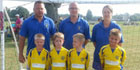 TDSi Sponsors New Kit For Longfleet Youth FC's Under 8s Cubs Team