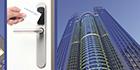 SMARTair Wireless Access Control Secures Frankfurt's Tower 185 Skyscraper