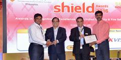 Matrix COSEC ARC Access Control Solution Receives 2016 SECONA Shield Award