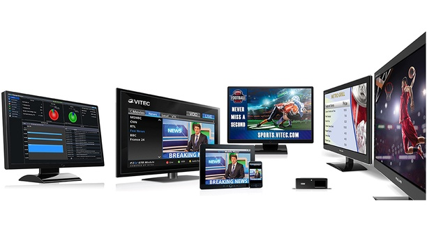 VITEC To Exhibit Advanced Video Encoding And Streaming Solutions At IBC2017