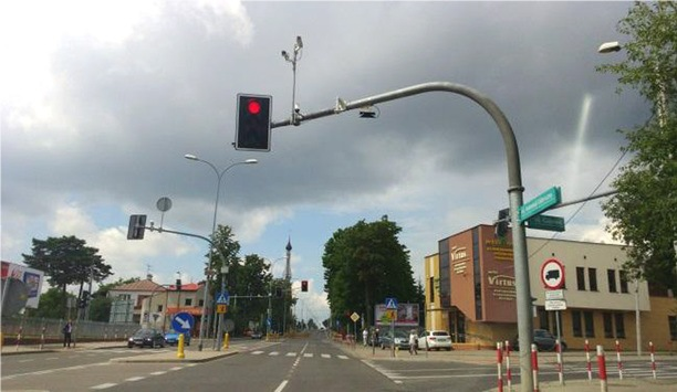 VIVOTEK Fisheye Network Cameras Help Bialystok Update Municipal Traffic Monitoring System
