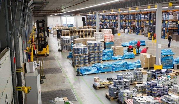 PROMISE Technology NVRs Help Vos Logistics Upgrade Warehouse Video Surveillance