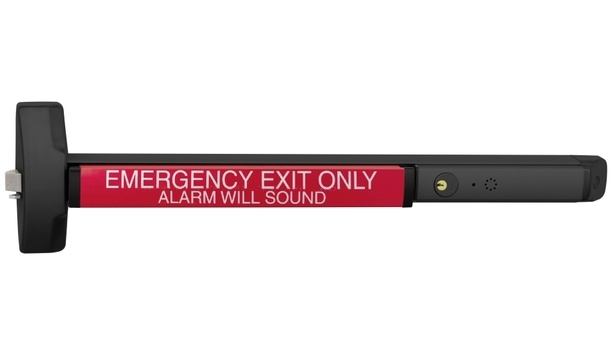 Yale Commercial Launches 6000 Series Exit Devices With A-ALR Emergency Exit Technology