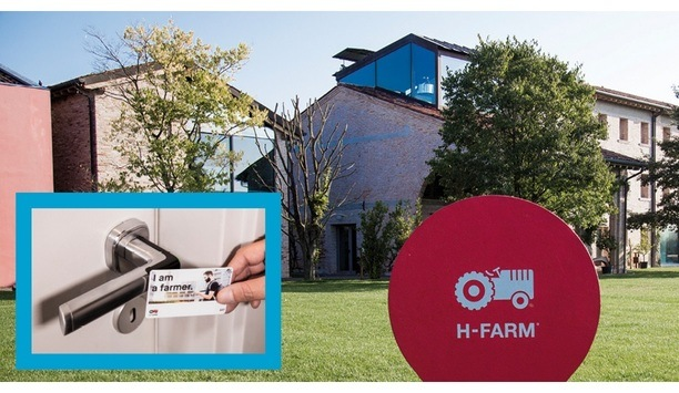 ASSA ABLOY's Aperio Handles, Security Locks And Escutcheons To Secure H-Farm With Streamlined Access Management