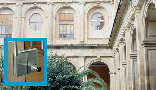 Historic Spanish Building Upgrades Security With ASSA ABLOY's SMARTair® Wireless Access Control