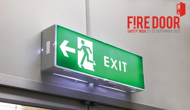 Abloy UK Releases A Free Guide Providing Safety And Compliance Information For Fire Doors