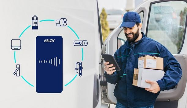 Abloy Introduces ABLOY CUMULUS, A New Platform For Keyless Access