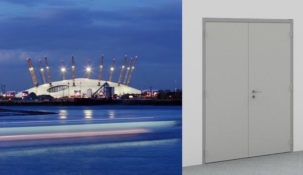 ABLOY UK's Hillsborough BR4 Ballistic Doors Secure London's O2 Arena