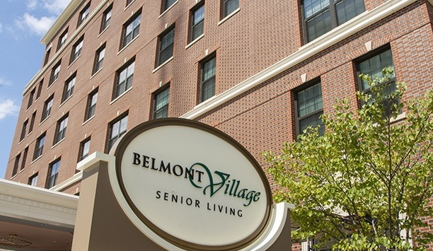 Belmont Village Senior Living Building Installs AccessNsite Integrated Access Control System With Allegion's Schlage NDE Wireless Locks
