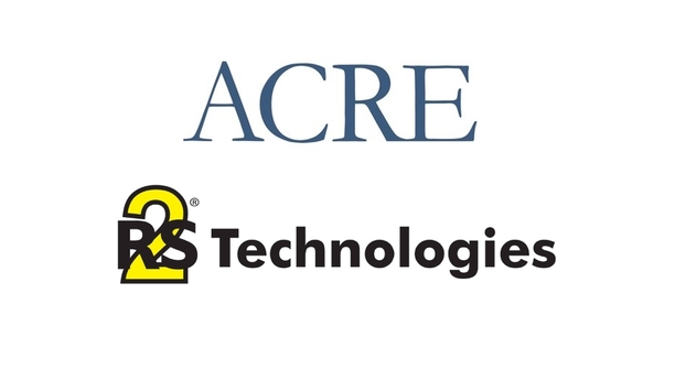 ACRE To Acquire RS2 Technologies As Part Of Strategic Expansion Plans For Access Control Business And Product Portfolio
