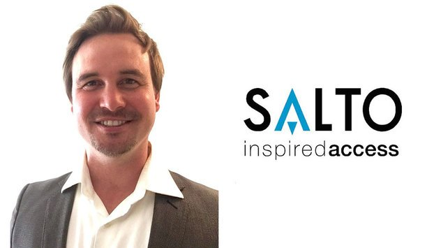 SALTO Systems Names Adam Reed Western Regional Sales Manager