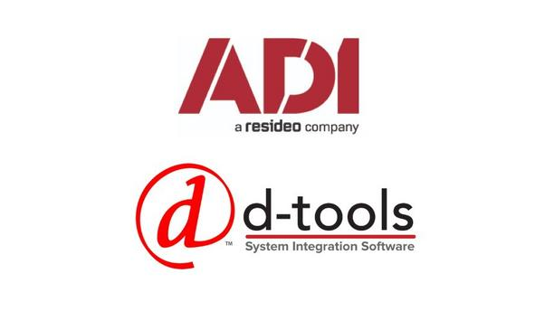 ADI Global Distribution Announces Integration With D-Tools' Business Management Software Solutions, D-Tools Cloud And System Integrator