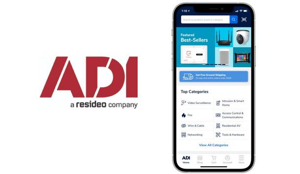 ADI Global Distribution Announces The Release Of New Mobile App With Facial And Fingerprint Recognition Technology