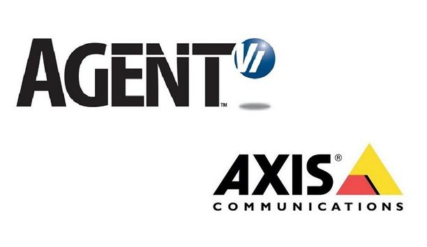Agent Vi Partners With Axis To Offer Video Surveillance Solutions