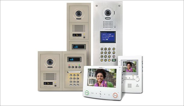 Aiphone upgrades GT Series multi-tenant video entry intercom system