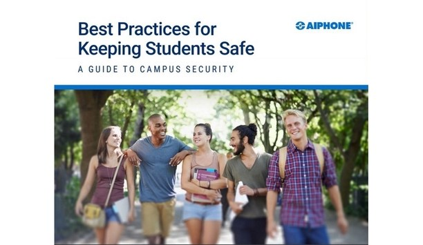 Aiphone Releases eBook To Help College And University Administrators Protect Campuses