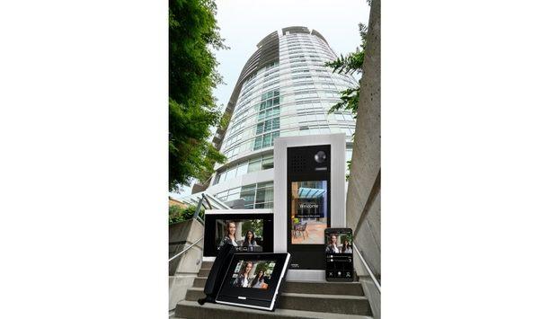 Aiphone Introduces IXG Series Multi-Tenant Video Intercom Solution