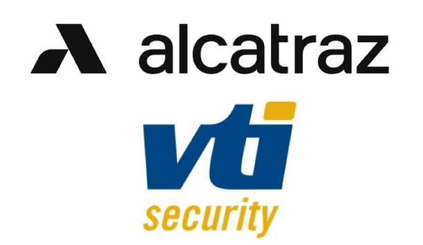 Alcatraz AI And VTI Security Partner On Alcatraz Rock Autonomous, Touchless Access Control Solution