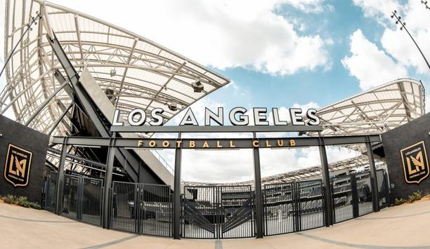 Alcatraz AI Provides Badgeless Building Access To All The Staff Of The Los Angeles Football Club At The Banc Of California Stadium
