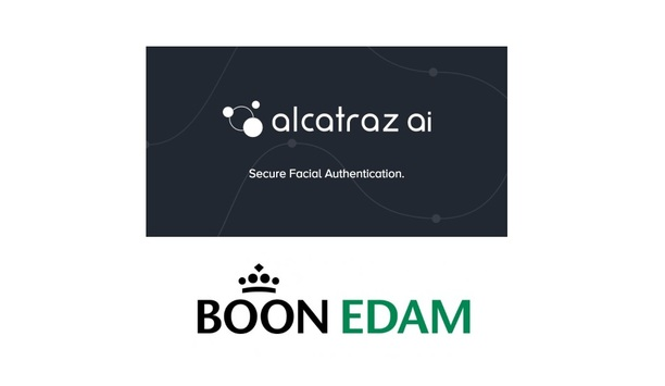 Alcatraz And Boon Edam Integration Offers Touchless Facial Recognition Access Control Solution For Automatic Security Entrance Products
