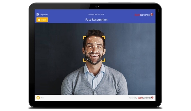 AlertEnterprise Upgrades Visitor Identity Management Software With Facial Recognition Technology