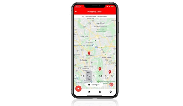 Alertus Adds A New Feature ThreatWatcher To Its Recipient Mobile App To Track The Movements Of COVID-19