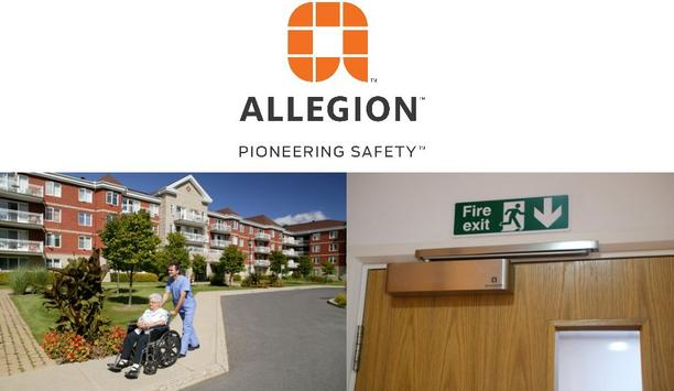 Allegion Helps By Reviewing Building Safety In Specialized Housing