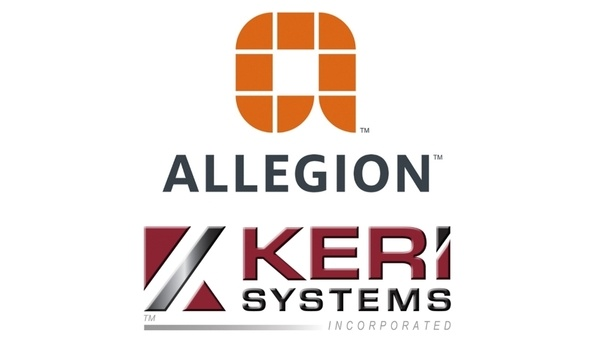 Allegion US, Keri Systems Expand Access Control Product Offering With Multi-family Market