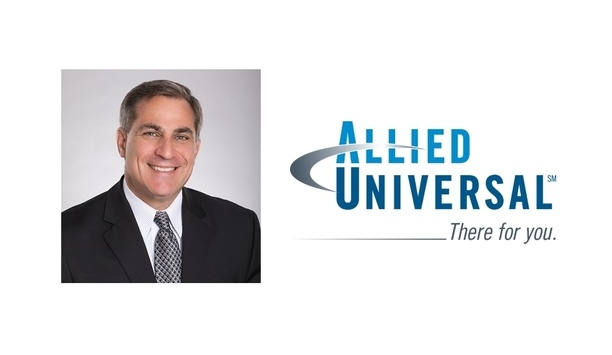Allied Universal's Drew Vollero Named CFO Of The Year At Orange County Business Journal's 13th Annual CFO Of The Year Awards