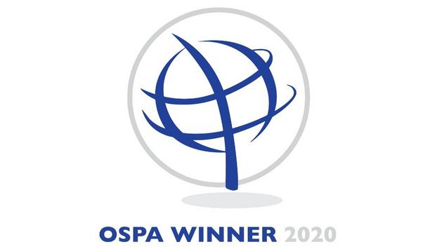AMAG Technology Named Outstanding Security Equipment Manufacturer By The OSPAs At GSX+