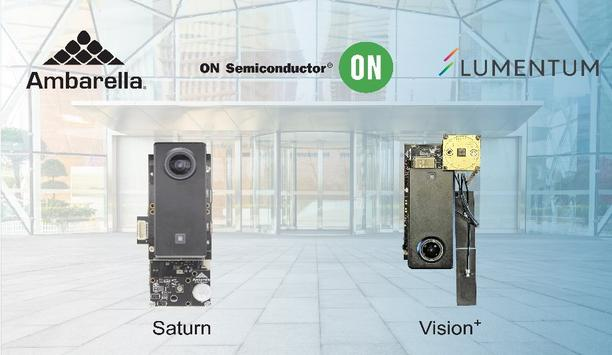 Ambarella, Lumentum And ON Semiconductor Collaborate On AI Processing Based 3D Sensing For Next-Gen AIoT Devices