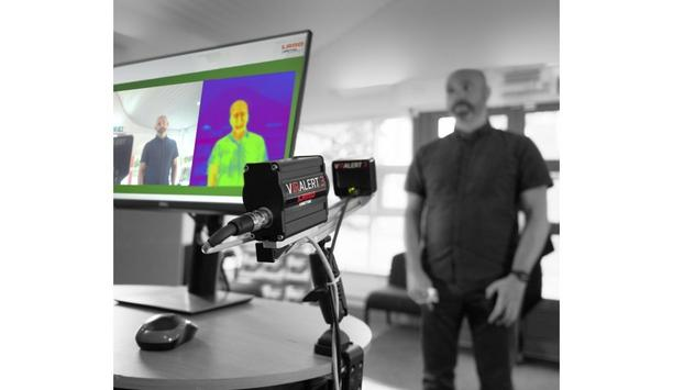 AMETEK Land Launches VIRALERT 3 Human Body Temperature Screening System For Buildings And Facilities