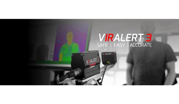 AMETEK Land And Telguard Announce VIRALERT 3 Non-Contact Human Body Temperature Screening System