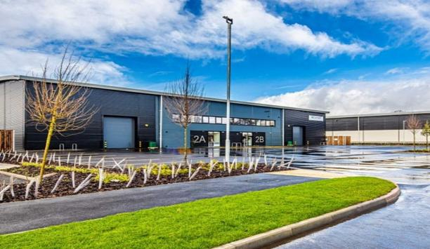 Amthal Smartens Up Surveillance With Innovative Security Technology At Butterfield Business Park