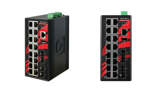 Antaira Technologies Adds LMP-2004G-SFP And LMX-2004G-SFP Devices To Industrial Networking Infrastructure Family